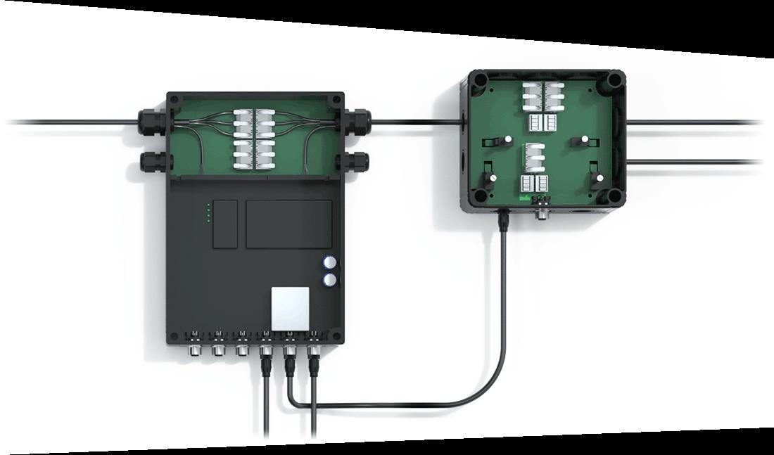 powerIO Produkte zur Gebäudeautomatisierung 4.0
