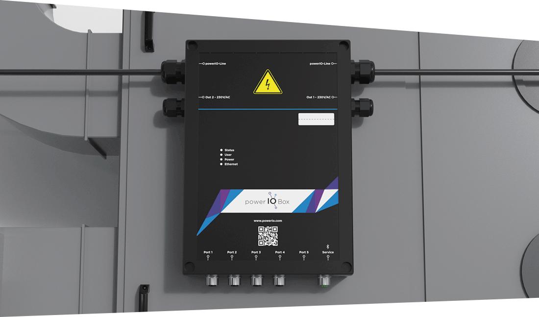 Dezentrale Gebäudeautomatisierung - Support zum powerIO System.