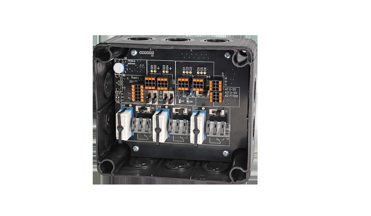 powerIO T1.R100 RIO 2