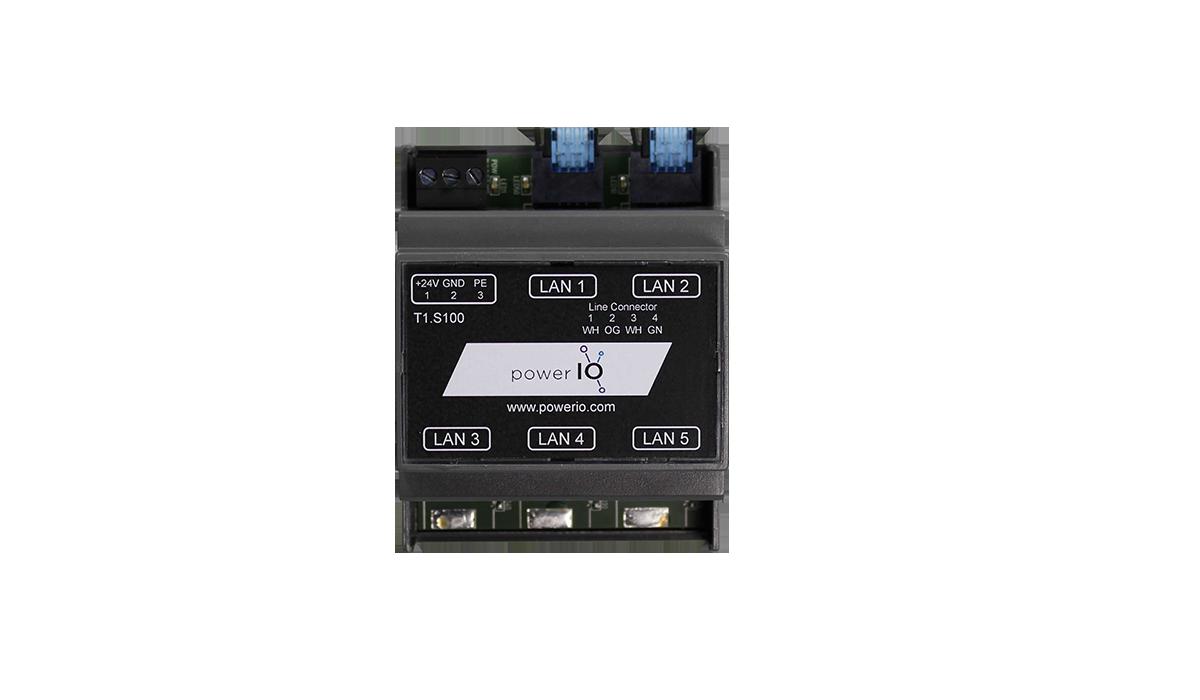 powerIO T.S100 Start Unit 2